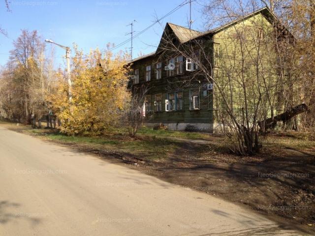 Address(es) on photo: Zaporozhskiy lane, 4, 6, Yekaterinburg
