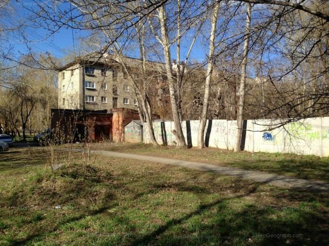 Адрес(а) на фотографии: Техническая улица, 42а, Екатеринбург
