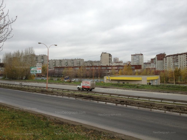 Address(es) on photo: Rodonitovaya street, 2 к2, Yekaterinburg