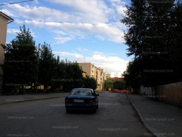 Адрес(а) на фотографии: Мордвинский переулок, 1, Екатеринбург
