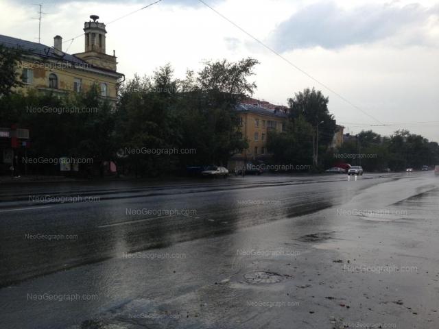 Адрес(а) на фотографии: улица Баумана, 27, Екатеринбург