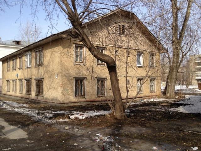 Адрес(а) на фотографии: улица Бабушкина, 14, Екатеринбург