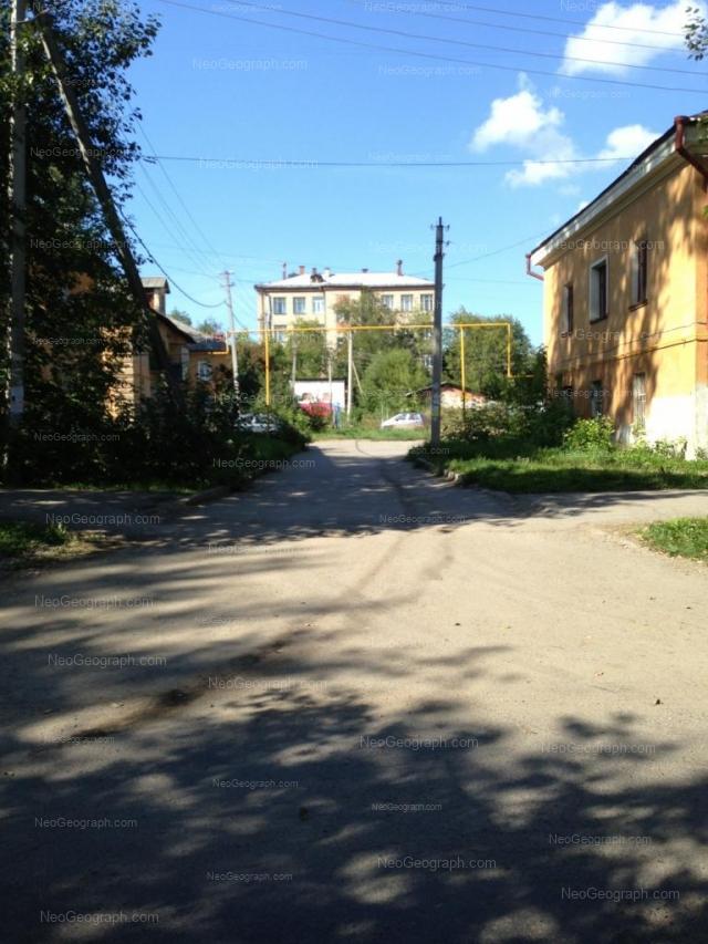 Адрес(а) на фотографии: Санаторная улица, 20, Екатеринбург