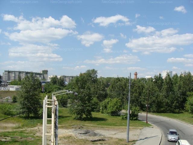 Адрес(а) на фотографии: улица Крестинского, 55 к1, 59 к1, Екатеринбург