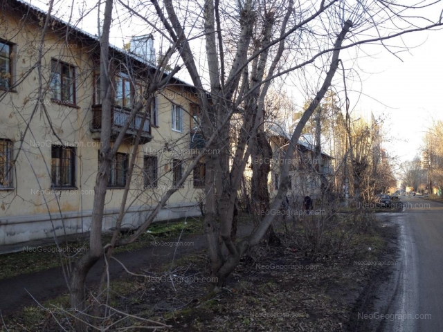 Адрес(а) на фотографии: Ленинградская улица, 30, 32, Екатеринбург