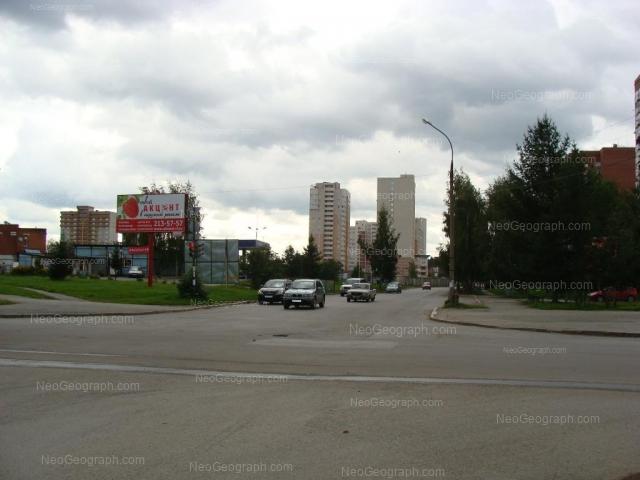 Address(es) on photo: Shaumyana street, 89а, Yekaterinburg