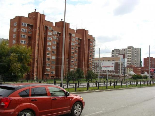 Адрес(а) на фотографии: улица Шейнкмана, 100, 104А, 108, Екатеринбург