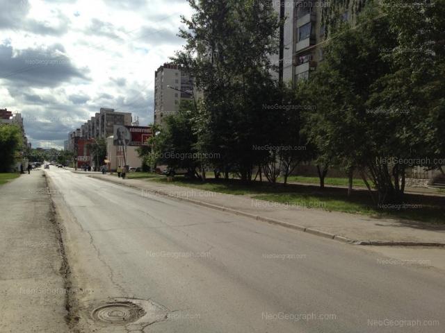 Адрес(а) на фотографии: улица Уральских Рабочих, 33, 35, 37, 41, Екатеринбург