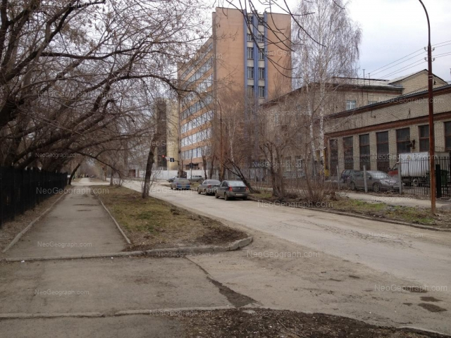 Address(es) on photo: Studencheskaya street, 7, 16, Yekaterinburg