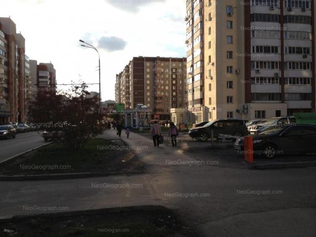 Адрес(а) на фотографии: Родонитовая улица, 5, 9, 10, Екатеринбург