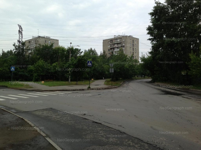 Address(es) on photo: Kommunisticheskaya street, 2, Yekaterinburg