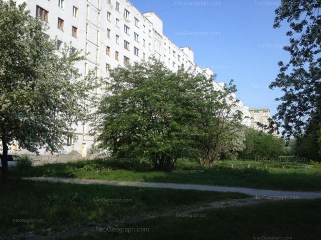 Адрес(а) на фотографии: улица Начдива Онуфриева, 24/2, Екатеринбург