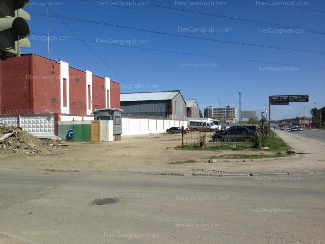 Адрес(а) на фотографии: улица Монтажников, 9, Екатеринбург