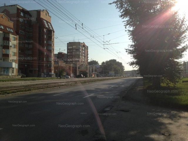 Address(es) on photo: Frontovikh Brigad street, 7, Yekaterinburg