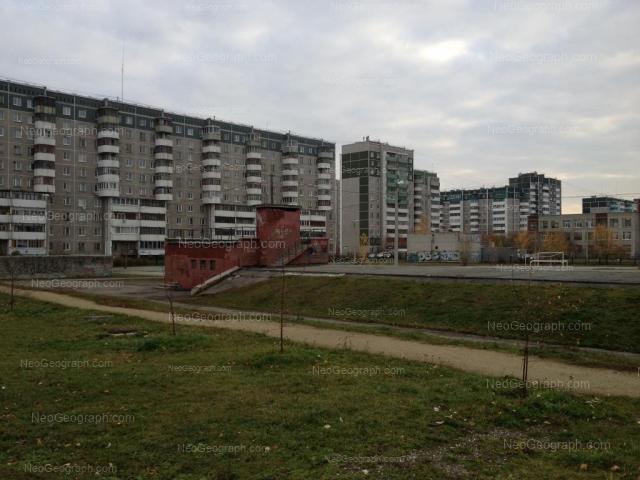 Address(es) on photo: Krestinskogo street, 45, 49 к2, Yekaterinburg