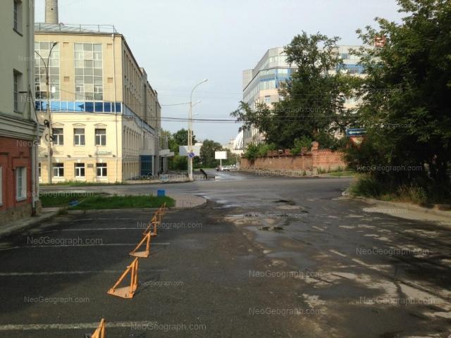 Адрес(а) на фотографии: улица Розы Люксембург, 60, Екатеринбург