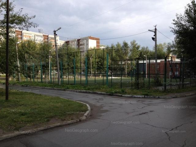 Адрес(а) на фотографии: улица Фонвизина, 5, Екатеринбург
