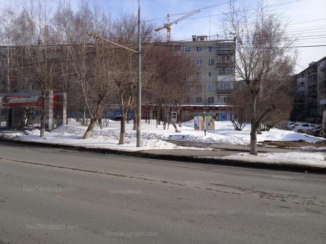 Адрес(а) на фотографии: Советская улица, 14, 16, Екатеринбург