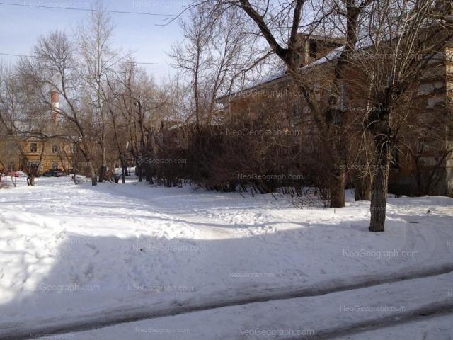 Адрес(а) на фотографии: Первомайская улица, 101А, 101Б, 101в, Екатеринбург
