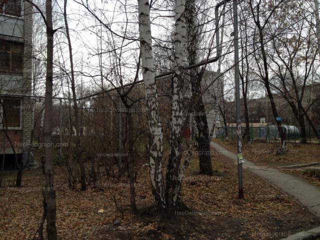 Адрес(а) на фотографии: улица Серафимы Дерябиной, 11, 15/2, Екатеринбург