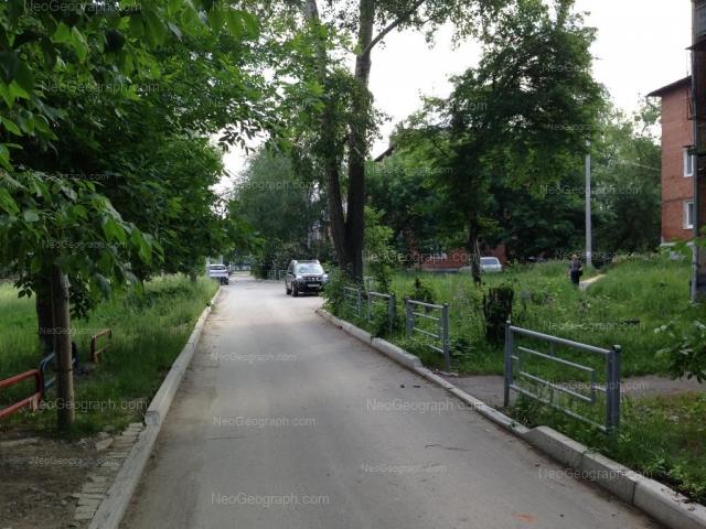 Адрес(а) на фотографии: Кировградская улица, 73, Екатеринбург