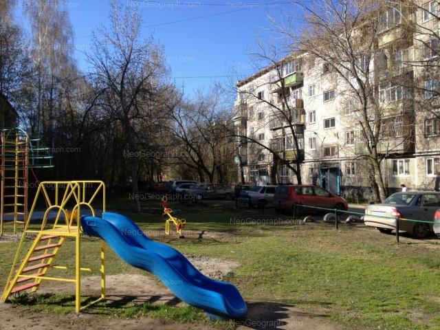 Адрес(а) на фотографии: Посадская улица, 67, Екатеринбург
