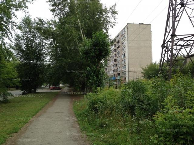 Адрес(а) на фотографии: улица Данилы Зверева, 28, Екатеринбург