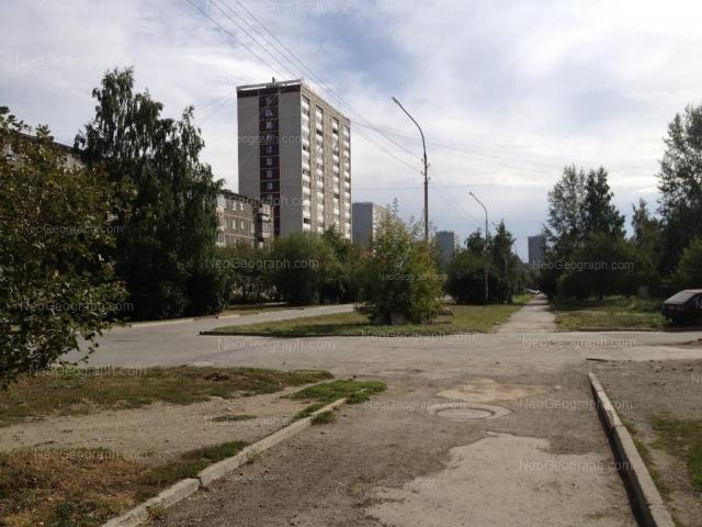 Адрес(а) на фотографии: Панельная улица, 13, 17А, Екатеринбург