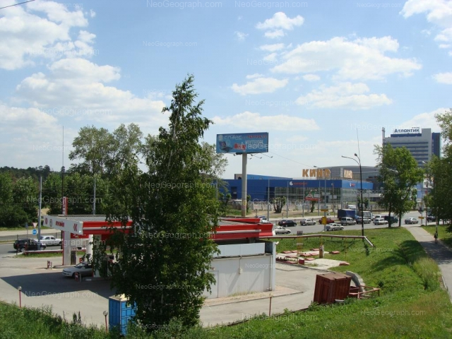 Адрес(а) на фотографии: улица Щербакова, 1а, 2, Екатеринбург