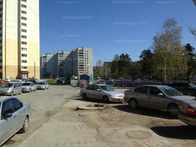 Адрес(а) на фотографии: Билимбаевская улица, 32, 34/1, 34/2, 34/3, 37, Екатеринбург
