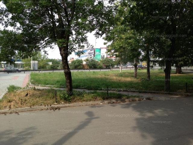 Адрес(а) на фотографии: Вокзальная улица, 15А, Екатеринбург