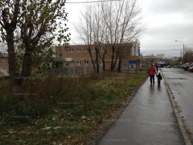 Адрес(а) на фотографии: улица Блюхера, 47, Екатеринбург