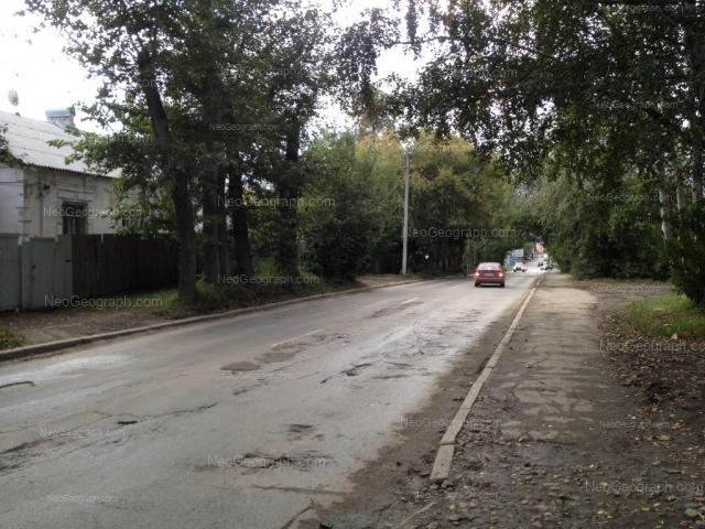 Адрес(а) на фотографии: Библиотечная улица, 42, Екатеринбург