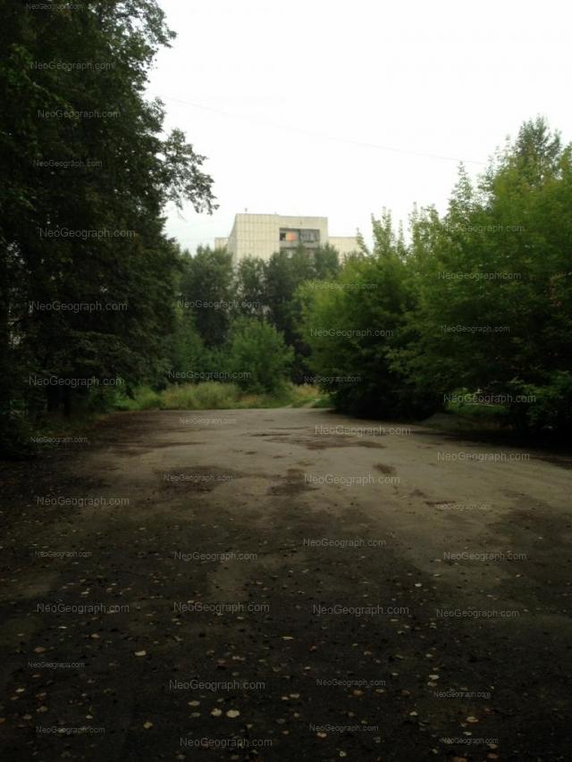 Адрес(а) на фотографии: улица Кобозева, 31, Екатеринбург