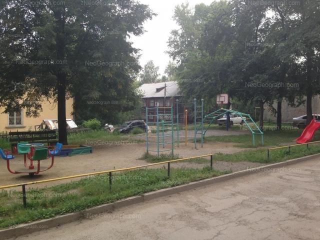 Адрес(а) на фотографии: Шефская улица, 23А, Екатеринбург