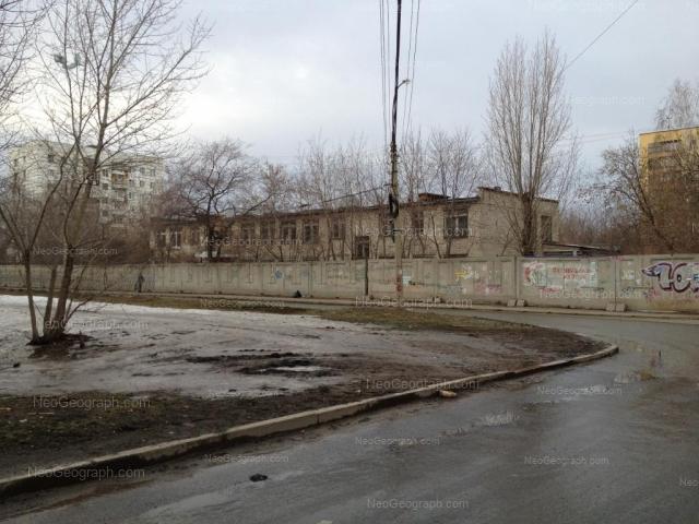 Адрес(а) на фотографии: улица Бажова, 191, Екатеринбург