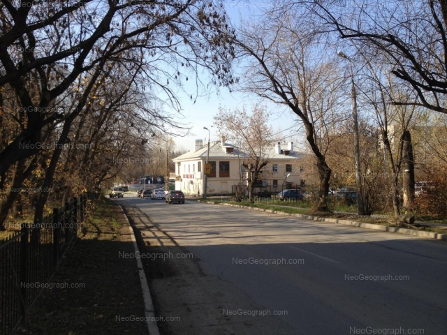 Адрес(а) на фотографии: улица Альпинистов, 37, Екатеринбург