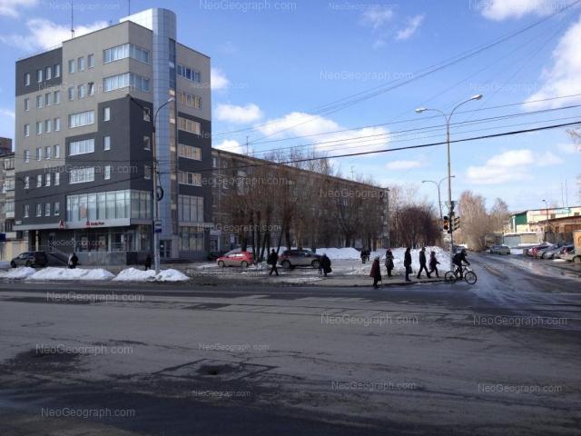 Адрес(а) на фотографии: Белореченская улица, 12, 12А, Екатеринбург