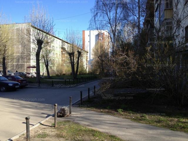Адрес(а) на фотографии: Посадская улица, 69, 73, Екатеринбург