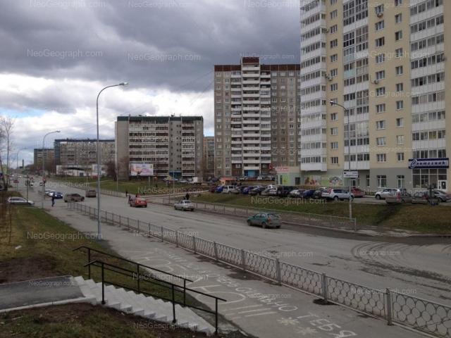 Адрес(а) на фотографии: улица Готвальда, 15, 19, 19Б, 21/1, Екатеринбург