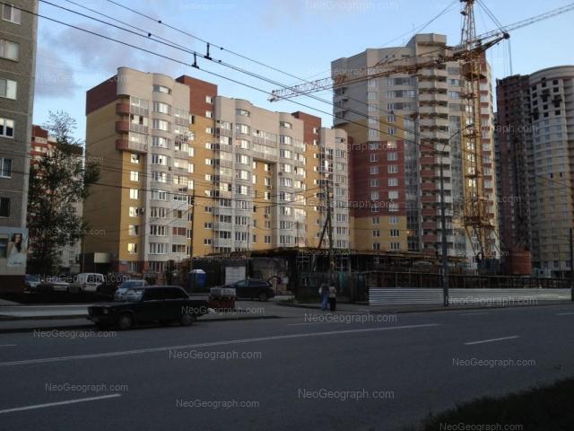 Адрес(а) на фотографии: Советская улица, 44, 46, Екатеринбург