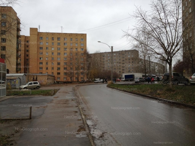 Адрес(а) на фотографии: Советская улица, 51, Екатеринбург
