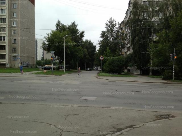 Address(es) on photo: Shefskaya street, 59, 61, Yekaterinburg