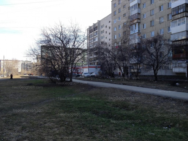 Адрес(а) на фотографии: проспект Седова, 17, 17/2, 23, 25, Екатеринбург