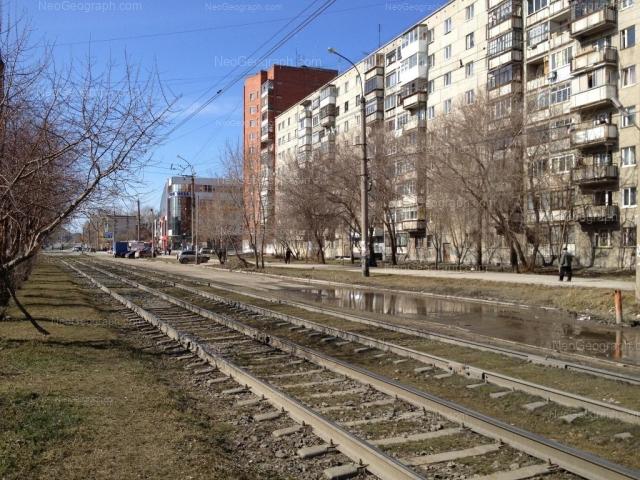 Адрес(а) на фотографии: Надеждинская улица, 7, 8, Екатеринбург