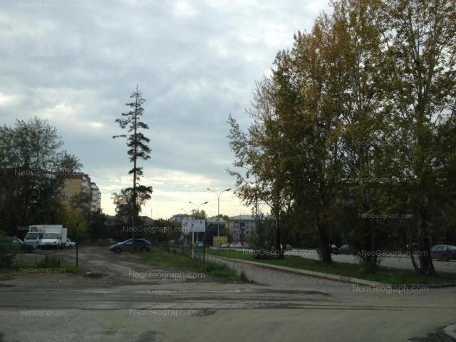 Адрес(а) на фотографии: Билимбаевская улица, 14, 15, 17, Екатеринбург