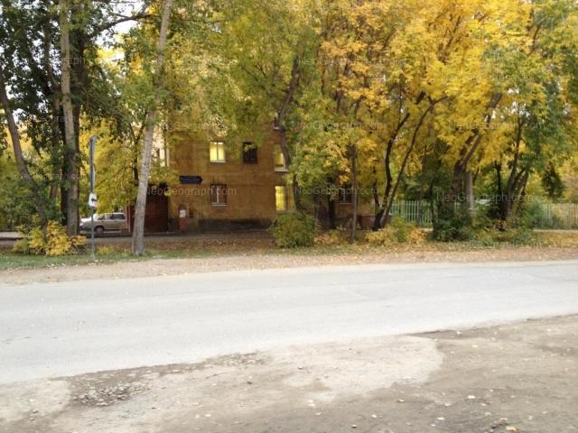Address(es) on photo: Melnikova street, 19, Yekaterinburg