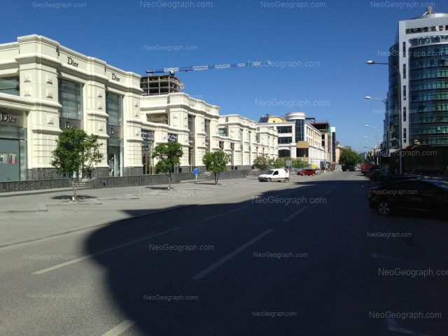Address(es) on photo: Sakko i Vantsetti street, 67, 69, 70, 74, Yekaterinburg