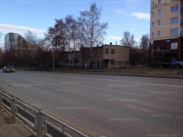 Адрес(а) на фотографии: улица Фурманова, 21, Екатеринбург