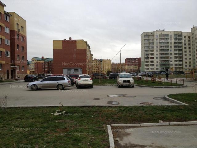 Адрес(а) на фотографии: Кольцевая улица, 29, 32, Екатеринбург